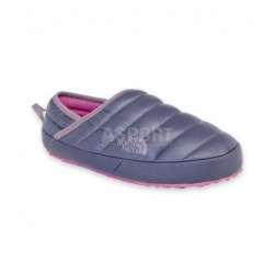 Buty damskie, typu kapcie NSE TRACTION MULE fioletowe The North Face