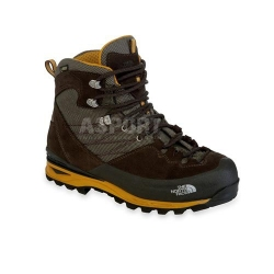 Buty trekkingowe, męskie, Gore-Tex® VERBERA LIGHTPACKER brązowe The North Face