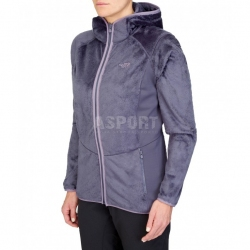 Bluza damska, polarowa z kapturem MOSSBUD The North Face