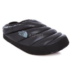 Buty zimowe, damskie typu kapcie TENT MULE III czarne The North Face