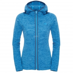 Bluza polarowa, damska, z kapturem NIKSTER FULL ZIP The North Face