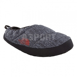 Buty męskie, typu kapcie NSE TENT MULES III szare The North Face