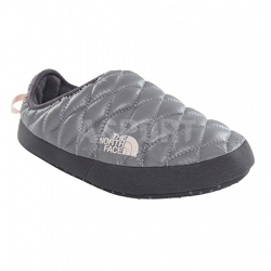 Buty damskie, typu kapcie THERMOBALL TENT MULE IV szare The North Face