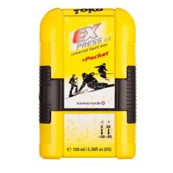 Smar narciarski, w p�ynie EXPRESS POCKET 100ml ToKo