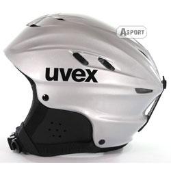 Kask narciarski, snowboardowy X-RIDE CLASSIC regulowany Uvex
