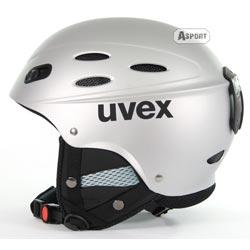 Kask narciarski, snowboardowy F-RIDE regulowany Uvex