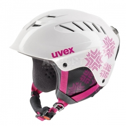 Kask narciarski, snowboardowy, REGULOWANY dzieci�cy X-RIDE JUNIOR MOTION Uvex