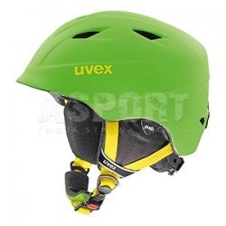 Kask narciarski, snowboardowy, REGULOWANY dzieci�cy AIRWING PRO 2 Uvex