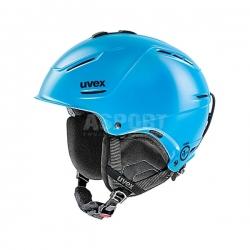 Kask narciarski, snowboardowy P1US regulowany Uvex