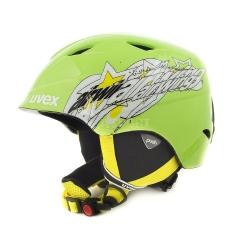 Kask narciarski, snowboardowy, regulowany, dzieci�cy AIRWING II Uvex