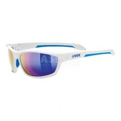 Okulary sportowe, polaryzacyjne, lustrzanki SPORTSTYLE 212 POLA Uvex