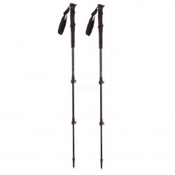 Kije trekkingowe, damskie, regulowana długość, 3-częściowe NAINEN Viking