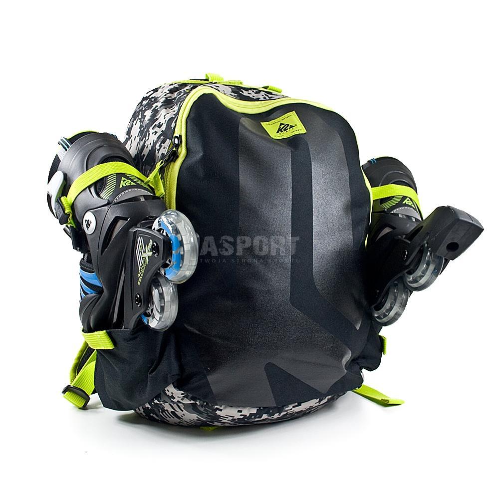 2bc37ac5e5cd5 ... Plecak na rolki, sportowy, szkolny, na laptopa VARSITY BOYS 18L K2 ...