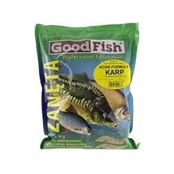 Zanęta do połowu karpi 750g GoodFish