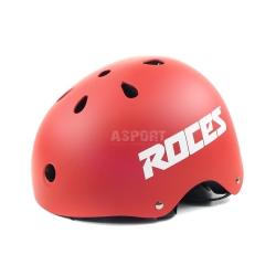 Kask ochronny, rowerowy, na rower, na rolki AGGRESSIVE red Roces