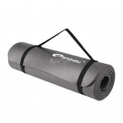 Mata do ćwiczeń, jogi, fitness SOFTMAT 180x60 Spokey szara