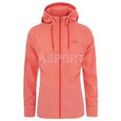 Bluza polarowa, damska MEZZALUNA FZ HOODIE The North Face