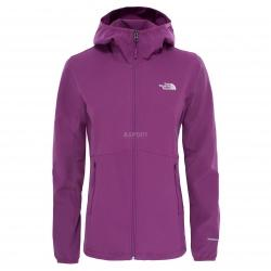 Kurtka damska softshell z kapturem NIMBLE HOODIE The North Face