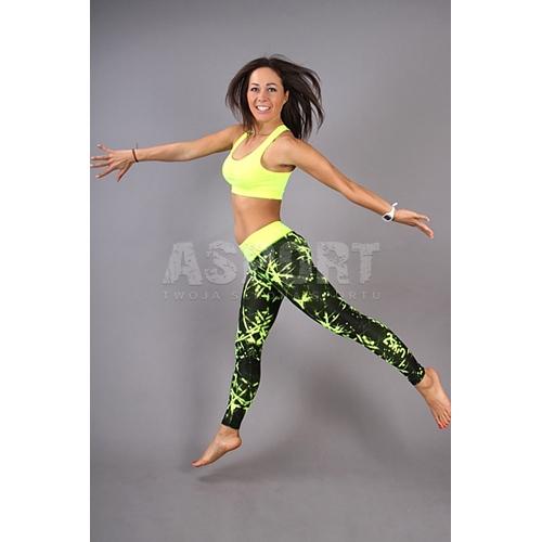 494e5ce3a02eb3 Legginsy damskie, do tańca, na fitness UNIQUE 2skin | Sklep Asport.pl