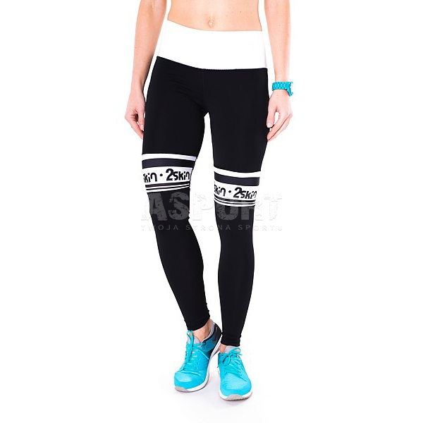 885c4585072d76 Legginsy, getry, spodnie, damskie FIT DIRECTION czarne 2skin | Sklep ...