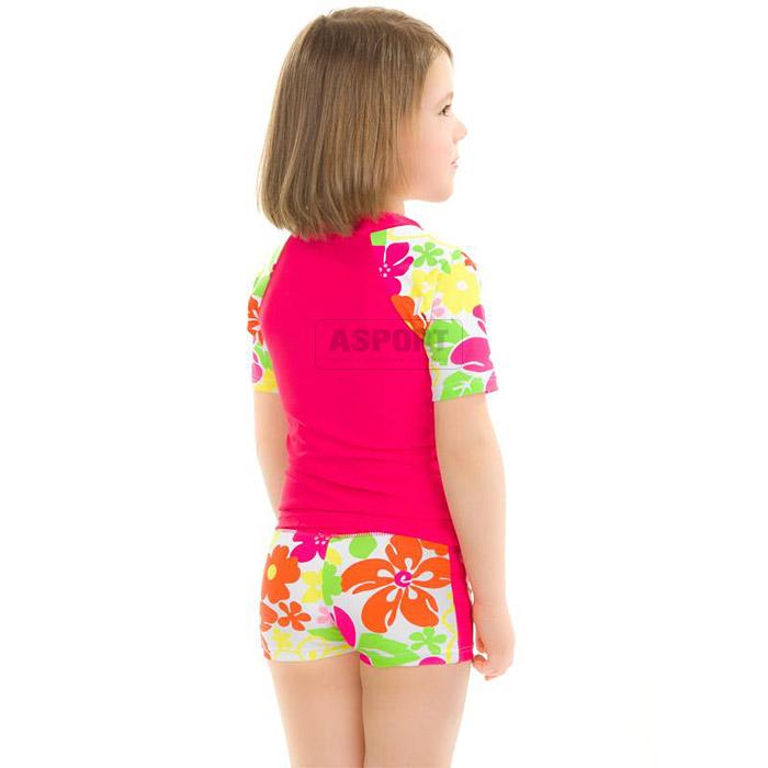 143675c4438e89 Zestaw spodenki+koszulka FLOWER Aqua-Speed | Sklep Asport.pl