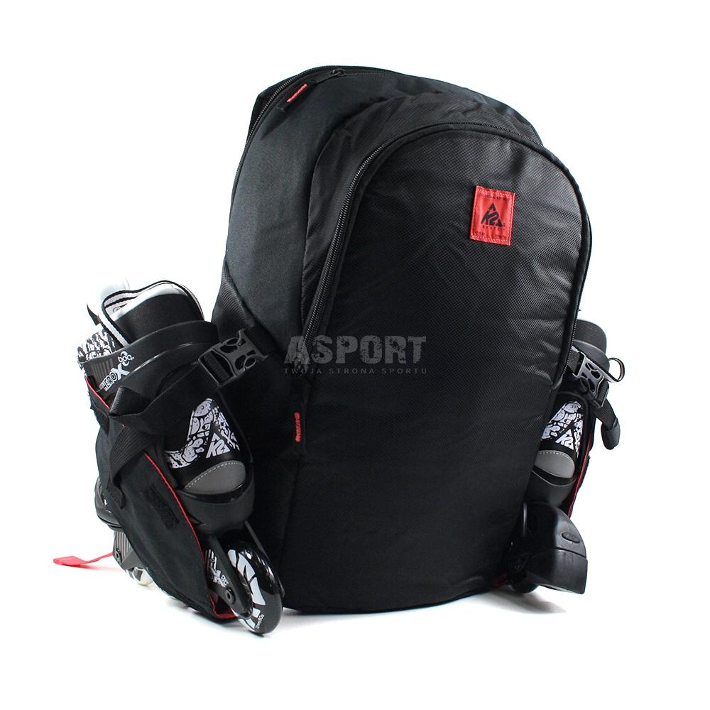da202714f Plecak na rolki, na laptopa, sportowy, szkolny X-TRAINING 23L K2 ...