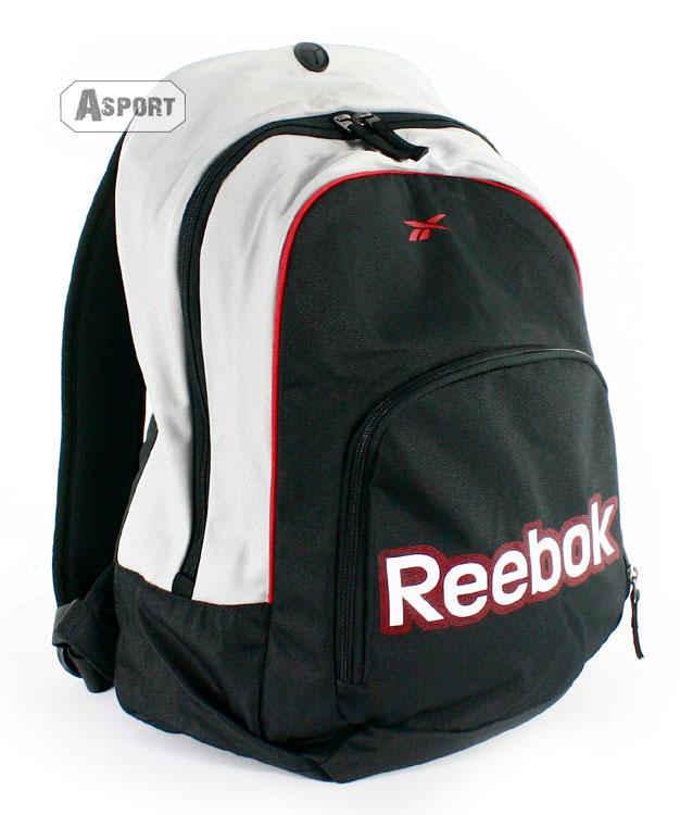 ff116c9eca5e7 Plecak szkolny, sportowy, miejski BP W14721 20L Reebok - Kolor czarno-szary