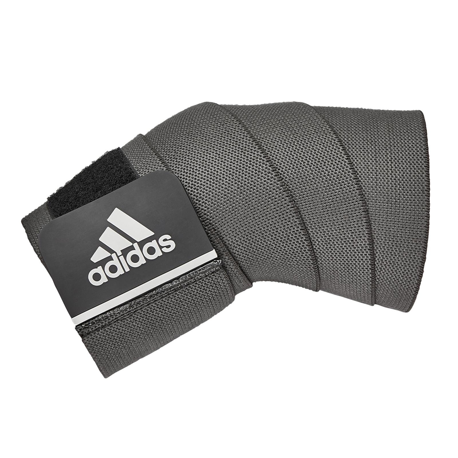 0c47e9c4830251 Taśma / opaska wzmacniająca na kolano / łokieć ADSU-13373 Adidas ...