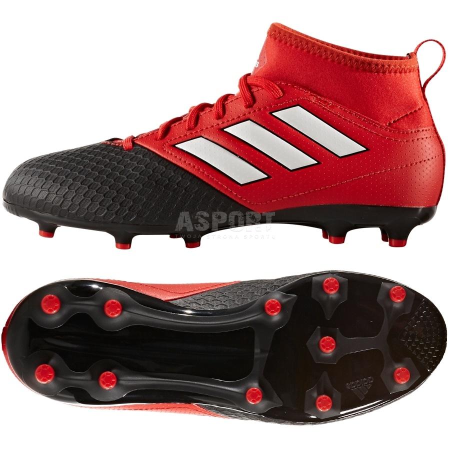 d734d2ddc Buty młodzieżowe treningowe półprofesjonalne korki lanki ACE 17.3 FG J  Adidas