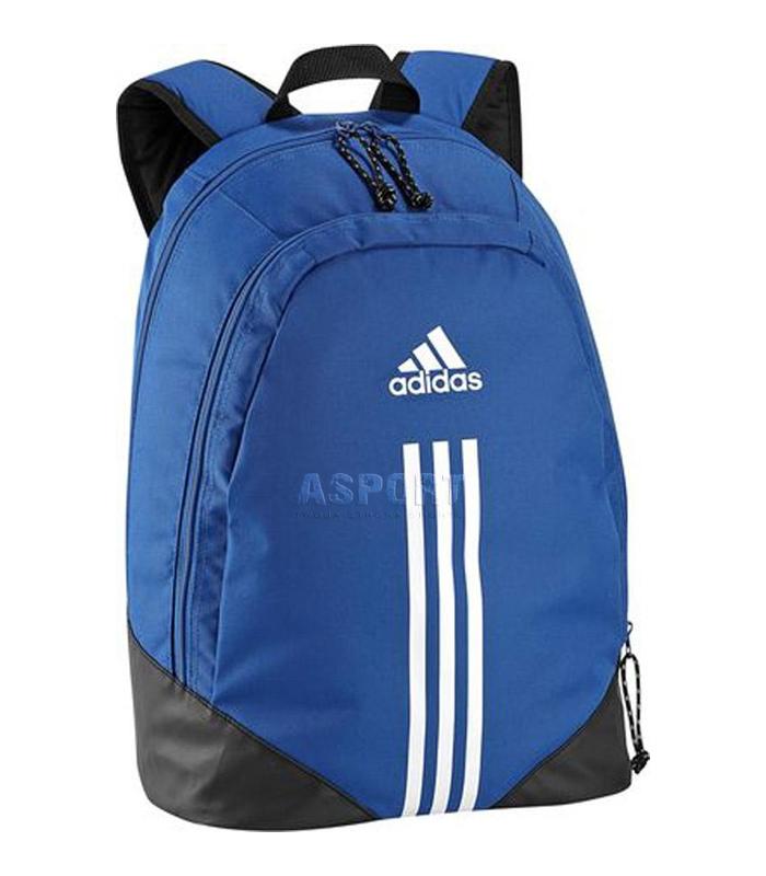 b3d563399da0b Plecak szkolny, miejski, sportowy BP 3 STRIPES Adidas - Kolor niebieski