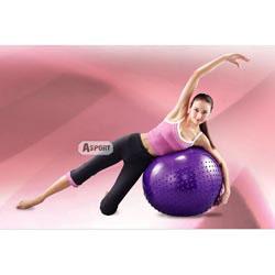 Piłka gimnastyczna, masująca 56cm BB003 Body Sculpture