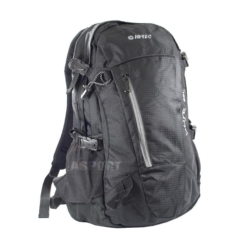 589fc53c3694a Plecak turystyczny, trekkingowy FELIX 25L Hi-Tec - Kolor czarno-szary