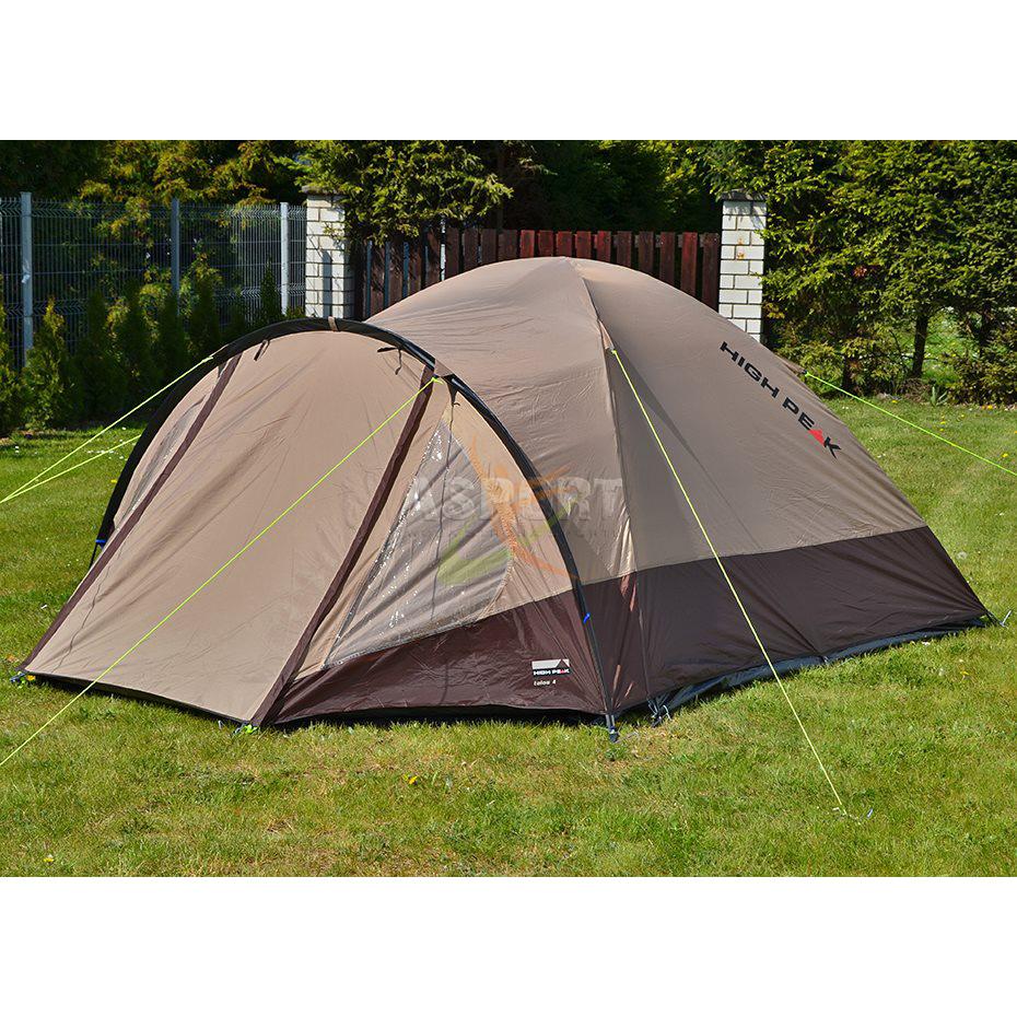 Namiot biwakowy, 4 osobowy TALOS 4 High Peak | Sklep Asport.pl