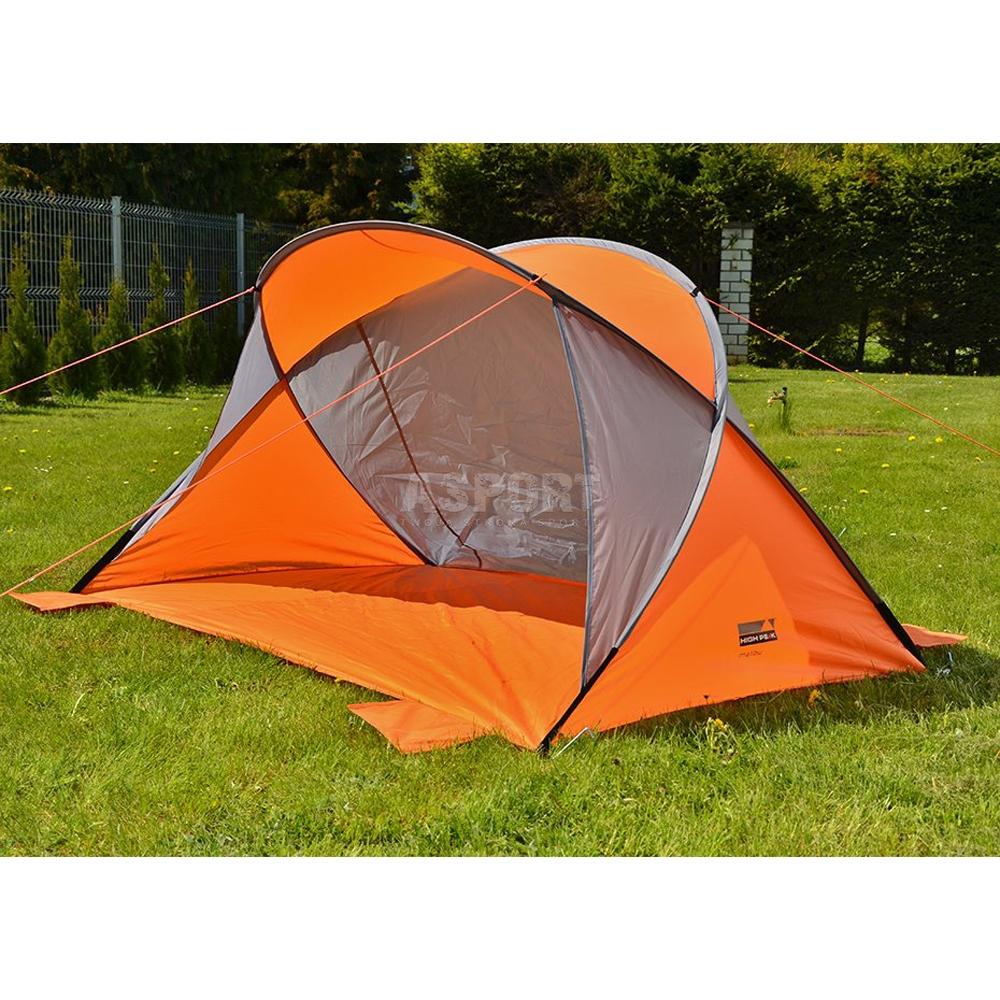 cc1d501b153038 Namiot plażowy, samorozkładający się, pop-up MALIBU High Peak ...