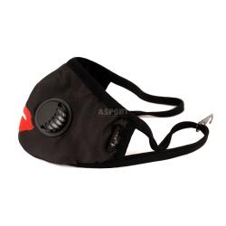 Maska przeciwsmogowa, przeciwpyłowa, miejska, sportowa CITY RED LIPS Luckies