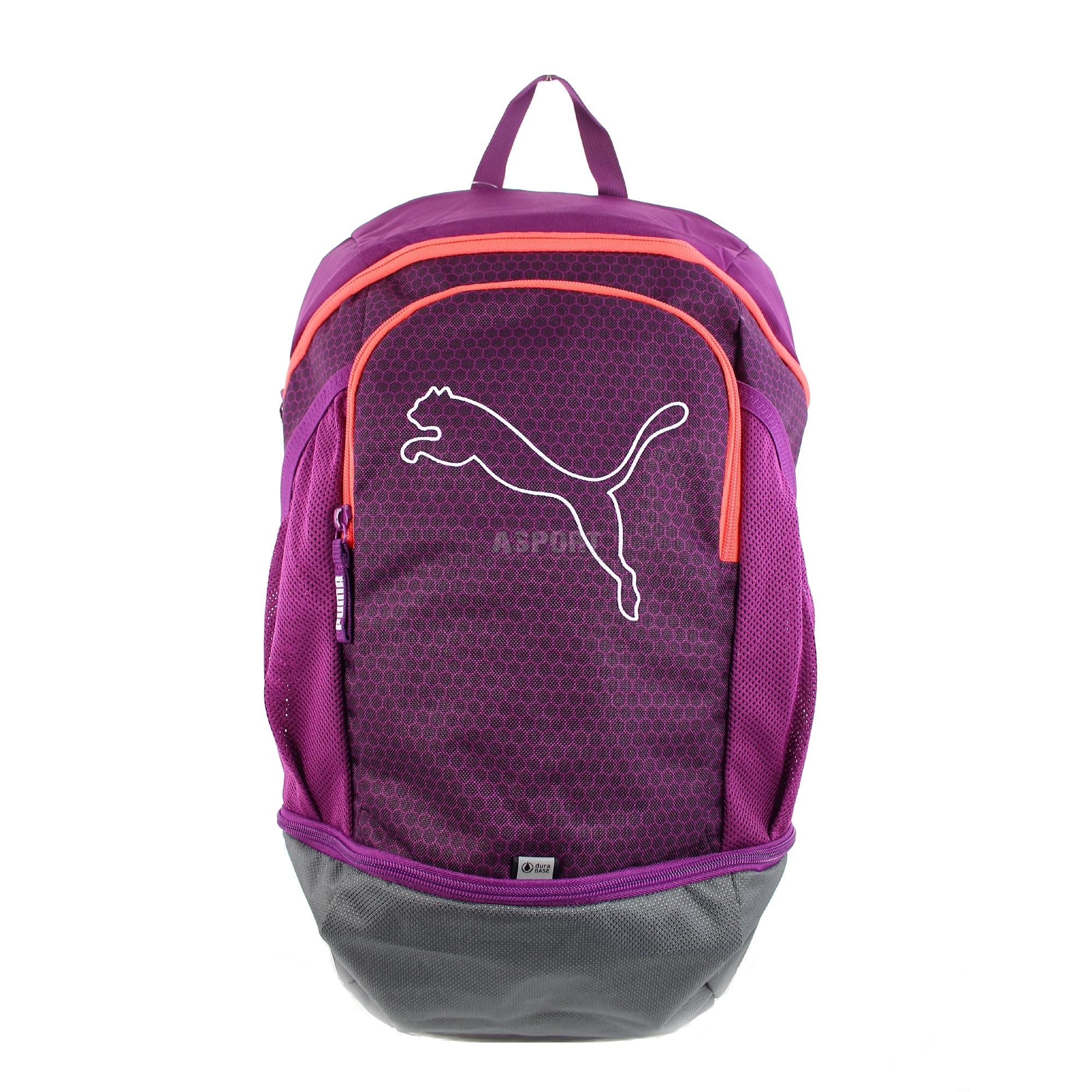 c6b75eab6a1dc Plecak miejski, szkolny, turystyczny ECHO 23l fioletowy Puma   Sklep ...