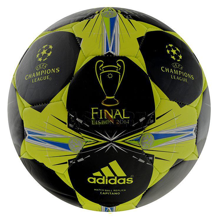 596cd3d72 Piłka nożna, treningowa, Liga Mistrzów FINALE 14 CAPITANO Adidas ...