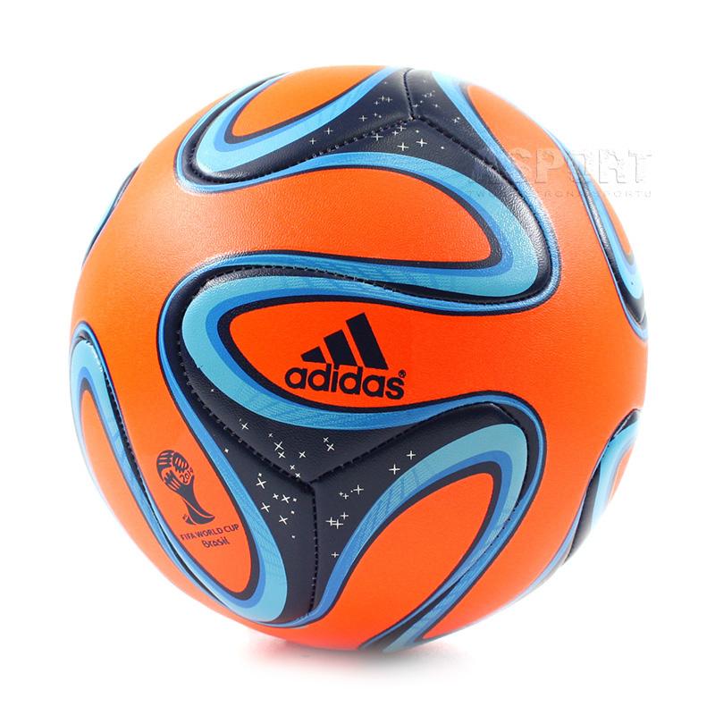 bd7a97bfcdb15 Piłka nożna, plażowa, do gry na plaży BRAZUCA PRAIA X-ITE Adidas ...