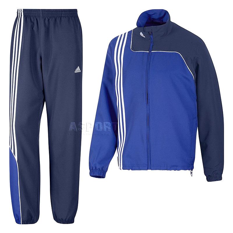 2fa6a29c74ebf8 Dres sportowy, męski: bluza + spodnie SERENO 11 PRE Adidas | Sklep ...