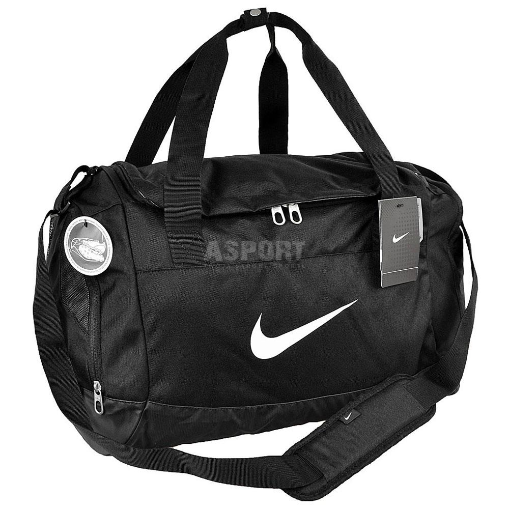 bd11b34a6b79f Torba sportowa, treningowa, podróżna, kieszeń na obuwie 43L Nike - Kolor  czarny