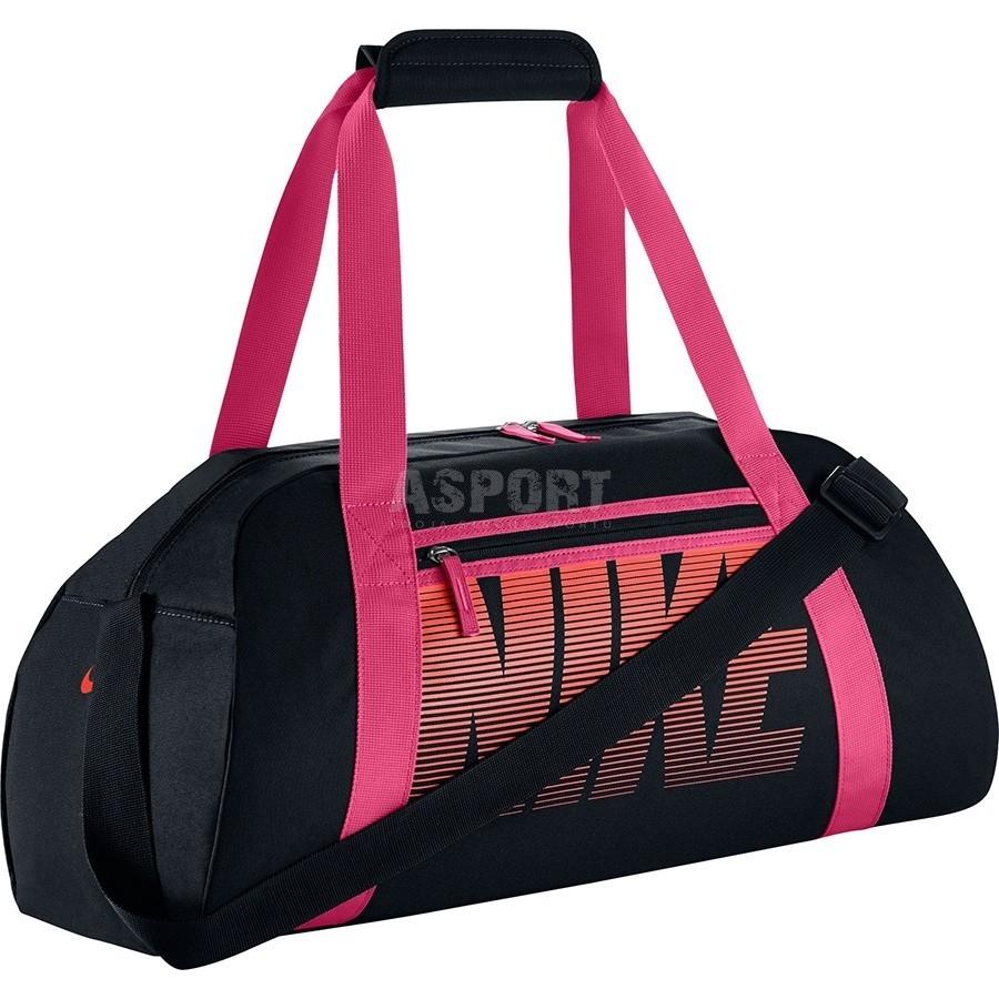 na stopach zdjęcia Cena fabryczna sprzedaż online Torba damska, sportowa, na fitness WOMENS GYM CLUB 38L Nike ...