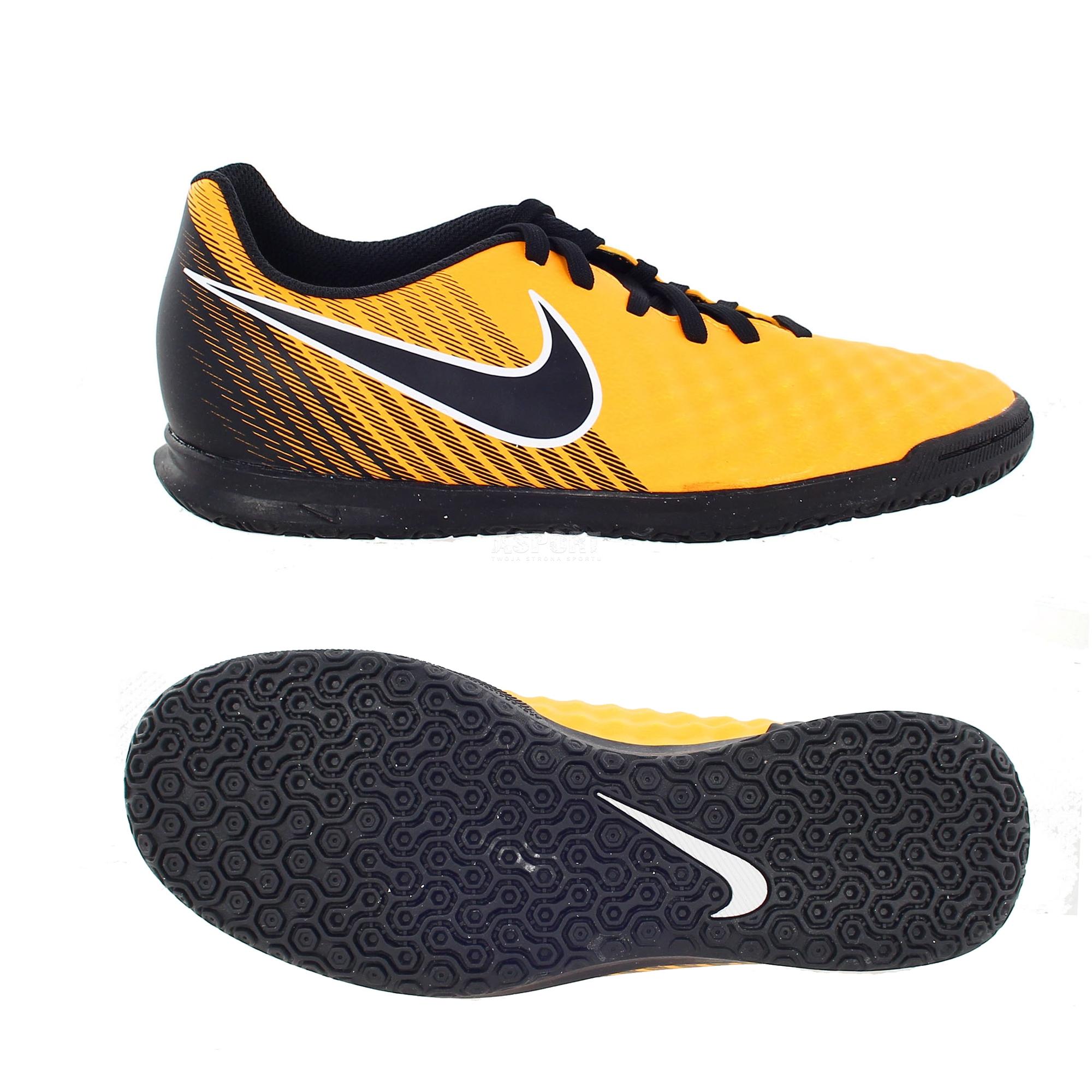 outlet store 54dcc 9b9ff Buty męskie treningowe na halę, halówki MAGISTAX OLA II IC Nike