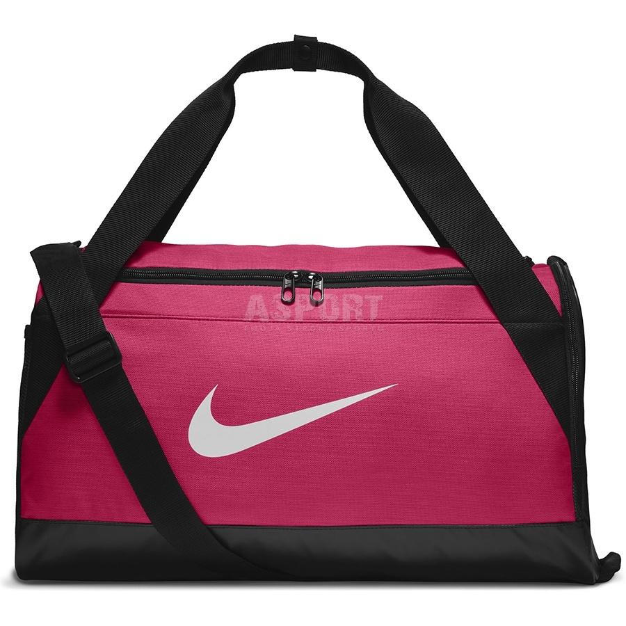 d2c443df70b70 Torba sportowa, treningowa BRASILIA S DUFFEL różowa 40L Nike | Sklep ...