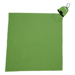 Mini ręcznik turystyczny zielony Rockland