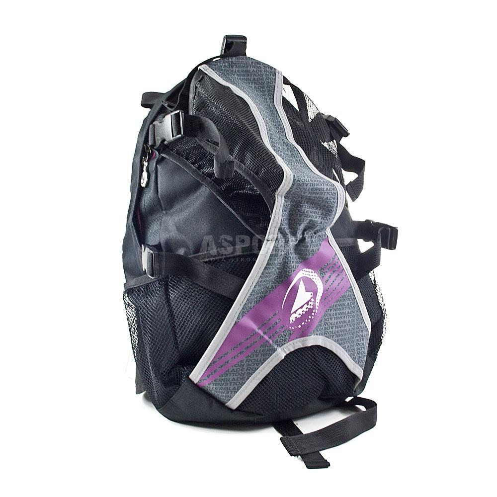 f0c3fd15dccf5 Plecak na rolki, rowerowy, sportowy BACK PACK 25 L Rollerblade - Kolor  czarno-