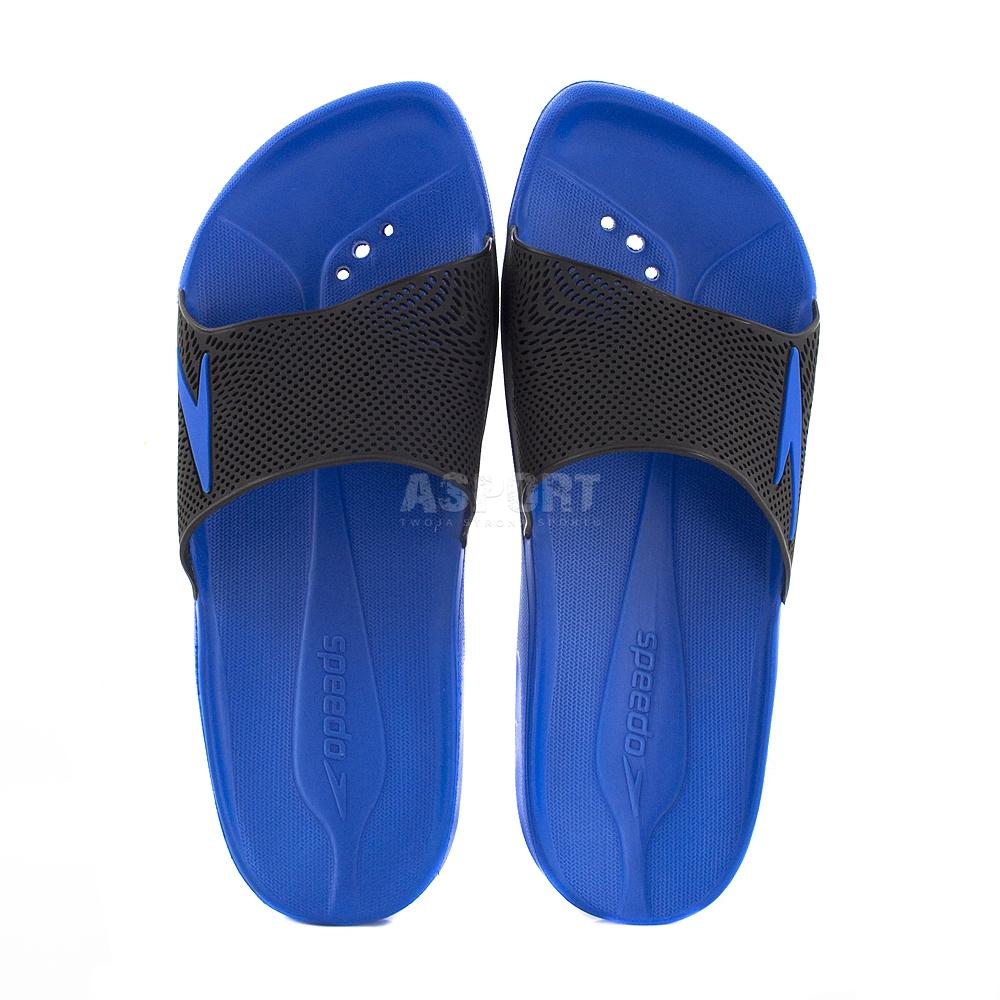 692da7173e42b Klapki męskie, na basen, na plażę ATAMI II MAX AM niebieskie Speedo ...
