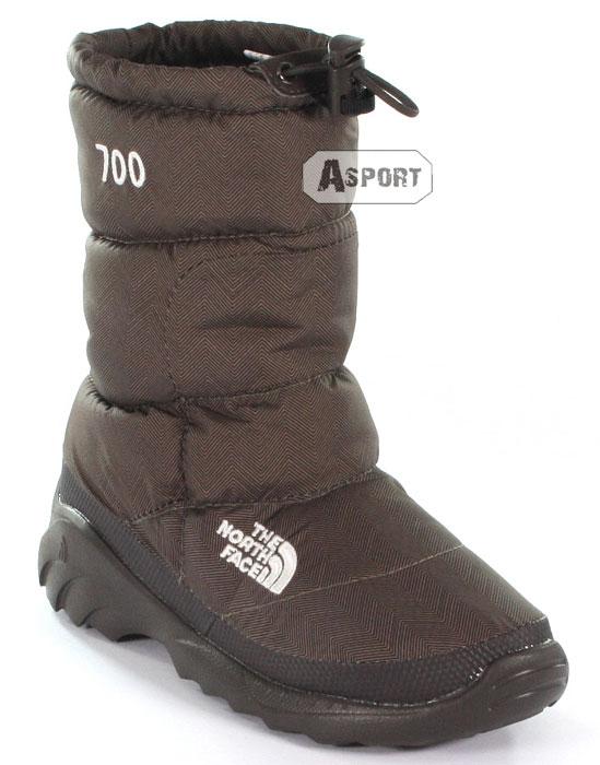 rozmiar 7 obuwie dla całej rodziny Buty zimowe, śniegowce damskie NUPTSE BOOTIE III The North Face