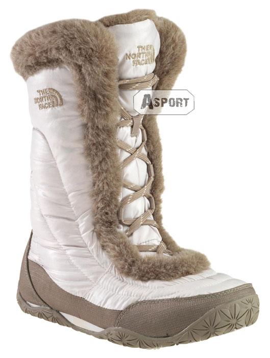 różne wzornictwo najniższa zniżka najlepsza cena Buty zimowe, damskie NUPTSE FUR IV The North Face
