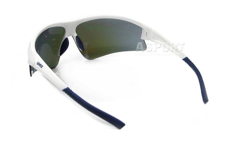 Okulary sportowe, przeciwsłoneczne SGL 103 + dodatkowe szkła Uvex
