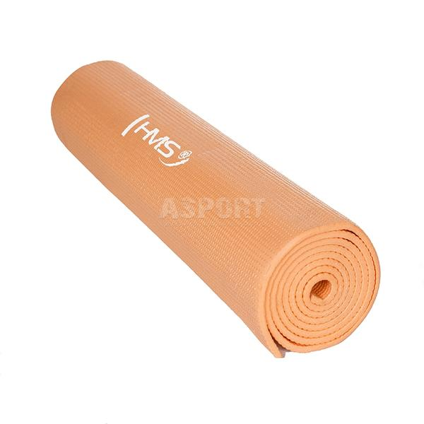 Mata do jogi, do pilates, do ćwiczeń fitness 173x61x0.6cm YM02 HMS